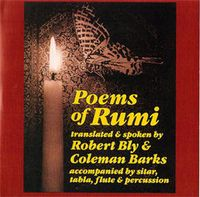 Poems of Rumi Cover