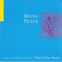 Being Peace Cover with Thich Nhat Hanh