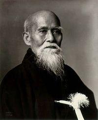 Morihei-Ueshiba-Photo