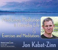 mindfulness meditation jon kabat zinn